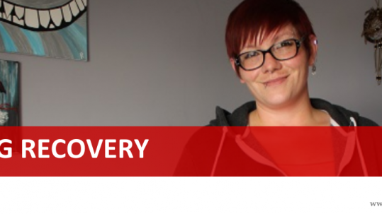 Ongoing Recovery Blog – BLOG HEADER